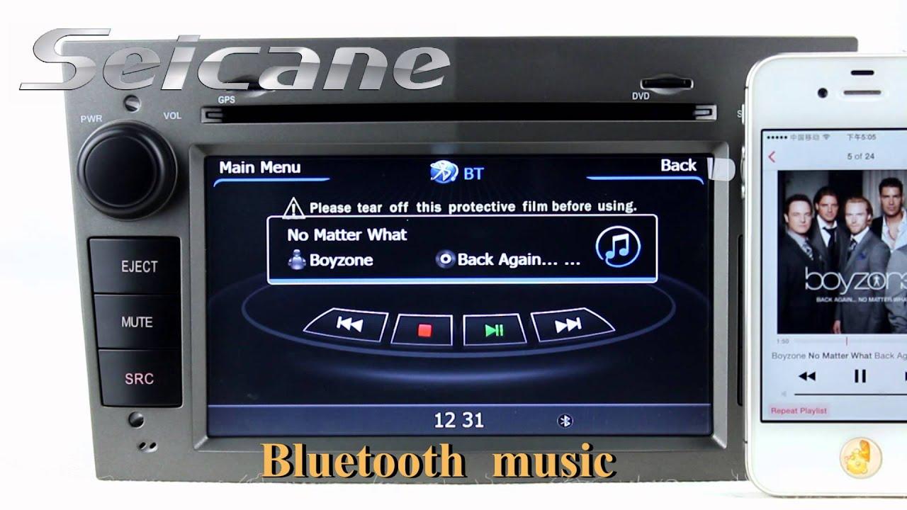 opel antara audio system 2009 2012 opel antara gps dvd with voice rh youtube com 2004 Opel Antara Opel Antara Trunk