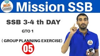 SSB Interview Process जानिए | GTO 1, GD, PGT, HGT, GPE/ MPE  by Vivek Sir | 3-4 TH  Day