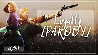 【MsSok】- Loyalty 【Bioshock Infinite ver】‖2014‖