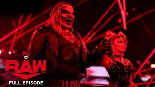 WWE Raw Full Episode, 19 October 2020