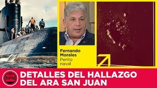 Todos los detalles del hallazgo del submarino ARA San Juan
