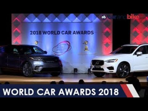 Winners At World Car Awards 2018 | NDTV carandbike