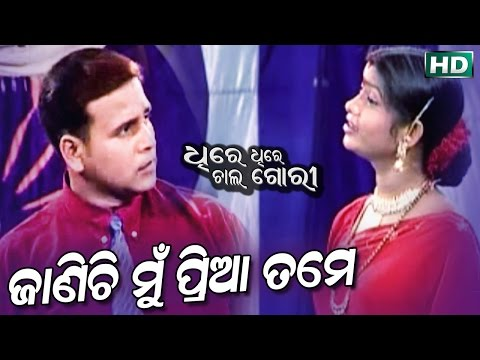 Janichi Mun Priya Tame || Romantic Song || Dhire Dhire Chal Gori