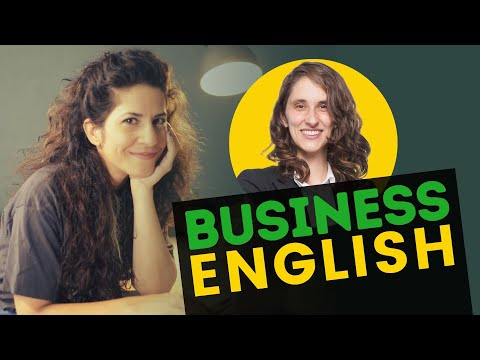 Say Goodbye To Traditional BUSINESS ENGLISH Vocabulary Lists!  With Lindsay From @All Ears English
