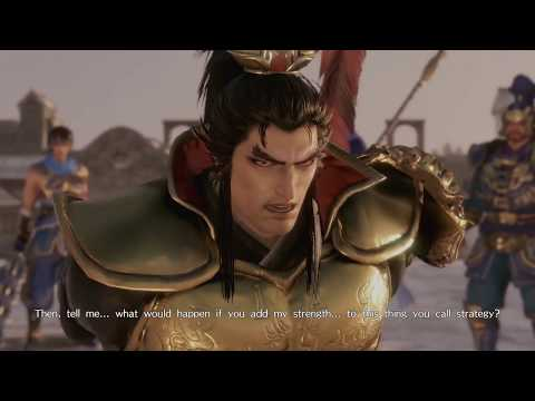 Lu Bu death (With Chen Gong)
