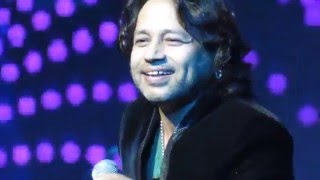 Kailash Kher live mashup at Samsung Z3 launch