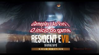 Resident Evil 7 Biohazard 1080p - O Início - Gameplay PT-BR (Ao Vivo) áudio do game Español
