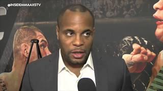 Daniel Cormier Talks Jon Jones and Alexander Gustafsson on Inside MMA