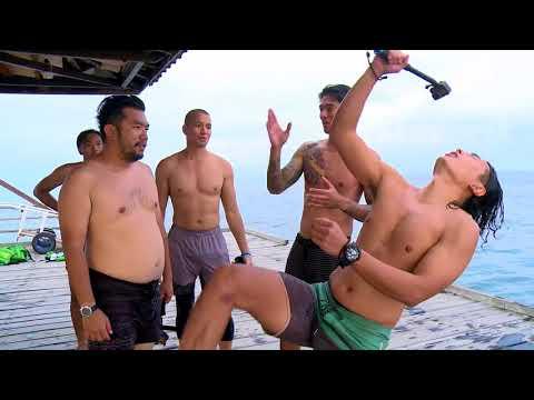 MTMA - Loncat Loncatan Di Derawan Dive Resort (15/4/18) Part 3