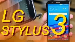 LG Stylus 3 hands-on