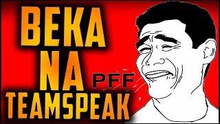 DOLEWKA W KFC - BEKA NA TEAMSPEAK3 #36