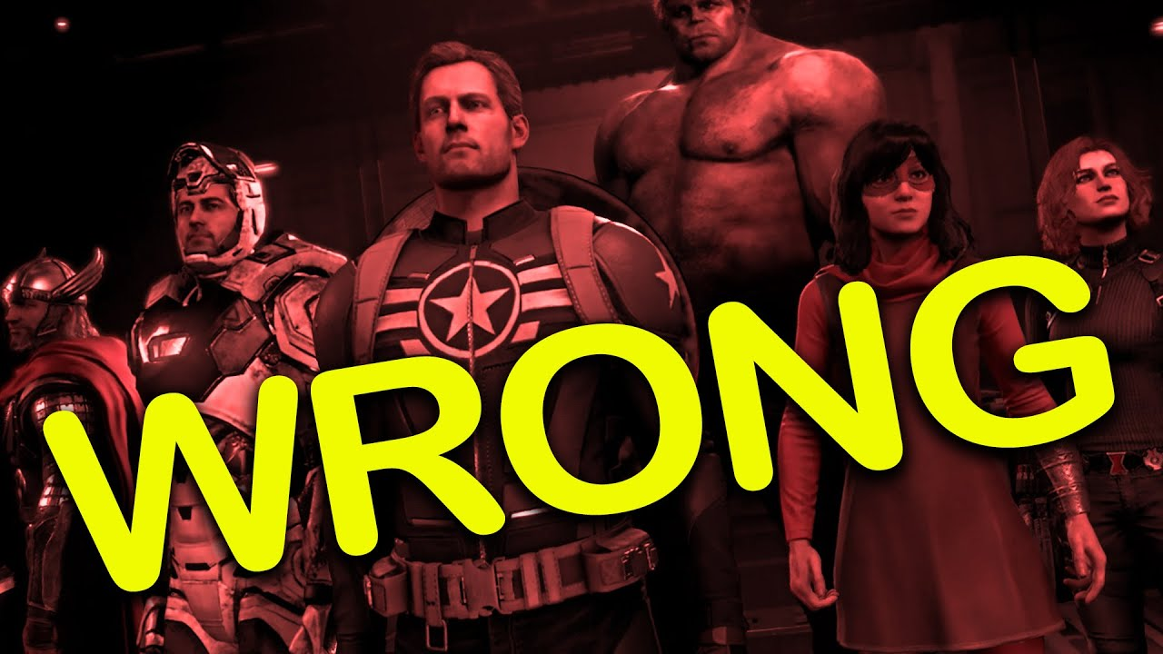 Marvel's Avengers is Everything WRONG with a Live Service Game - Review