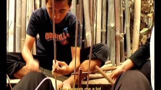 angklung, the heritage of traditional music Indonesia