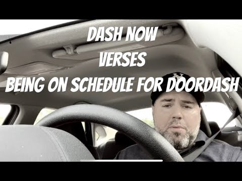 """""""Dash Now"""" Vs Scheduling. Is There Really A Difference?"""