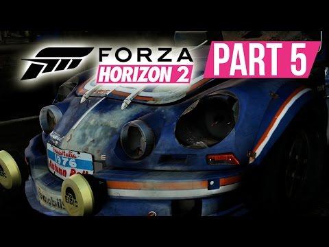 Forza Horizon 2 Gameplay Walkthrough Part 5 - SECRET BARN CAR - Xbox Gameplay
