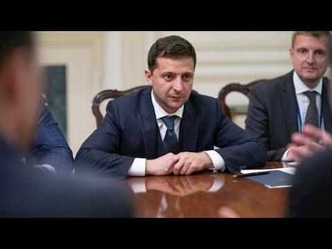 Появился комментарий от Зеленского о его встрече с Лавровым