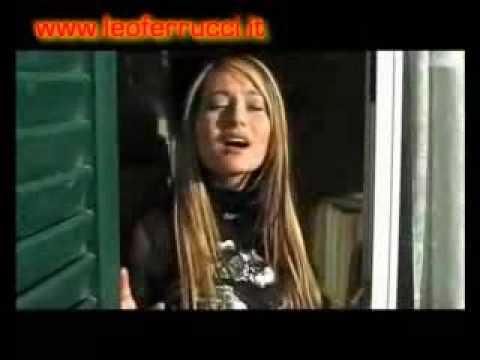 Leo Ferrucci ed Emiliana Cantone'Basta'