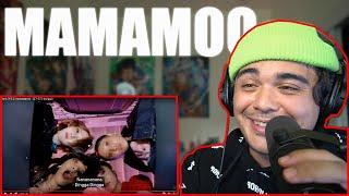 MAMAMOO - 딩가딩가 (Dingga) MV Reaction