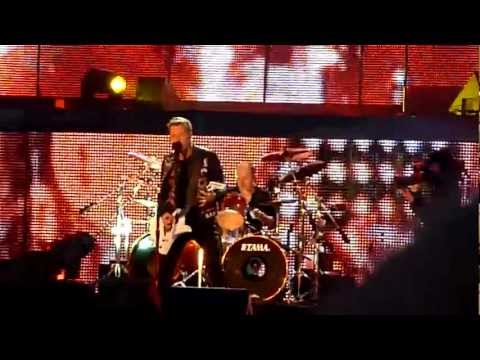 Metallica - Black Album Intro & The Struggle Within (Live - Download Festival, Donington, June 2012)