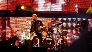 Metallica - Black Album Intro & The Struggle Within (Live - Download Festival, Donington, June 2012)