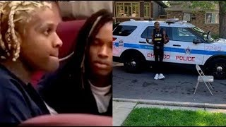 Chicago PD Playing Jojo Bdk On Oblock,La Capone Sister Durk King Von Snitching..DA PRODUCT DVD