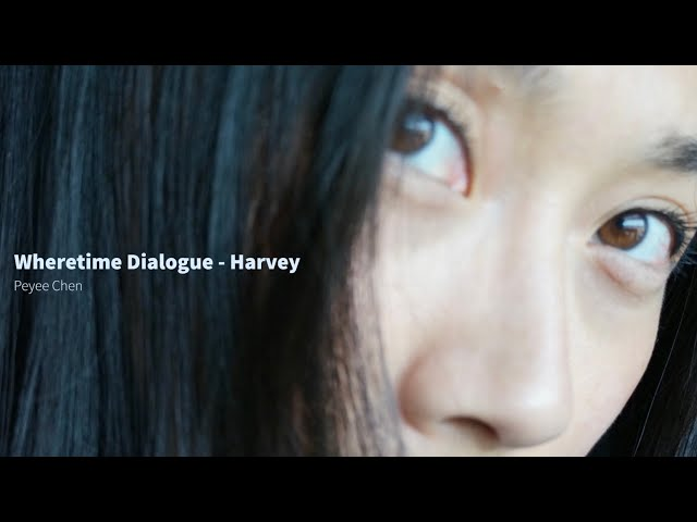 wheretime dialogue - Stephen Harvey