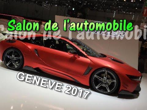 car crash hd salon de l 39 automobile gen ve 2017 youtube