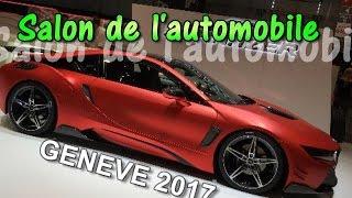 Car Crash HD || Salon de l'automobile à Genève 2017