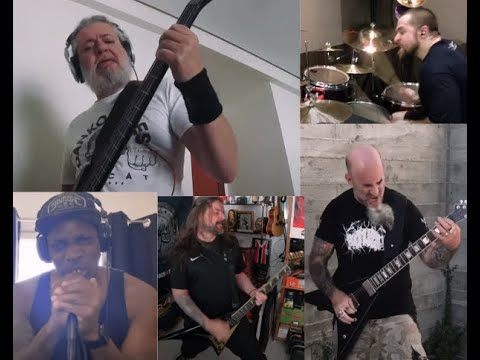 "Sepultura released performance video of ""Cut-Throat"" w/ Scott Ian as guest..!"