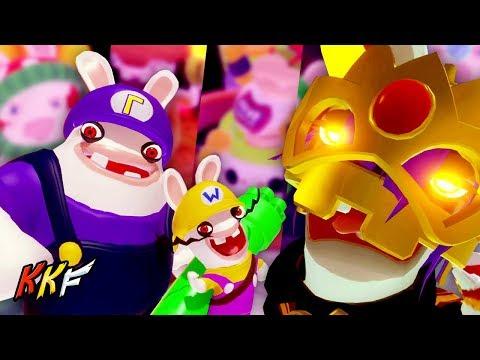 Lava Pit-S?: Clandestine Cave - Mario + Rabbids Kingdom Battle