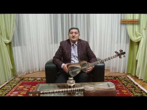 Tar dərsləri. 68-ci dərs. Şur: Ayaq | Tar lessons. 68th lesson. Shur: Ayag
