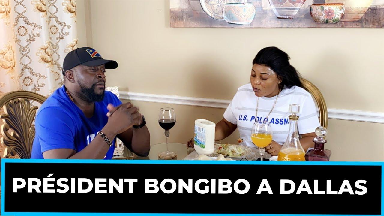 PRESIDENT BONGIBO ICI A DALLAS