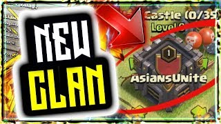 NEW CLAN *ASIANS UNITE* in Clash Of Clans | Mass Minion Attack Strategy! 6th Anniversary Update!