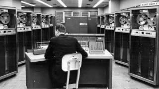 Rechner-Koloss mit 40 Kilobyte Arbeitsspeicher - Die IBM 705