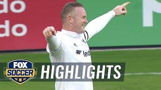 Wayne Rooney scores an incredible goal vs. Orlando City | 2019 MLS Highlights