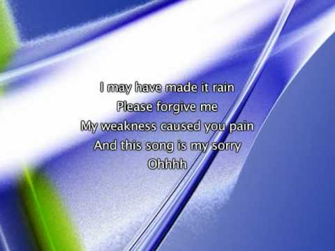 Britney Spears - Everytime, Lyrics In Video