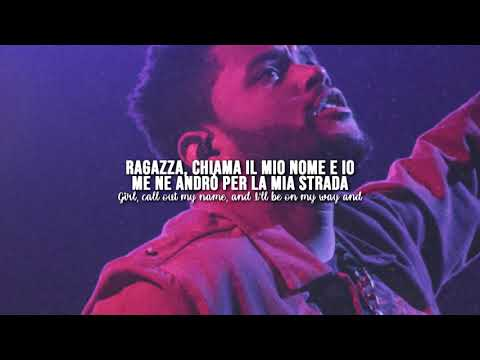 The Weeknd - Call Out My Name | traduzione italiana / inglese
