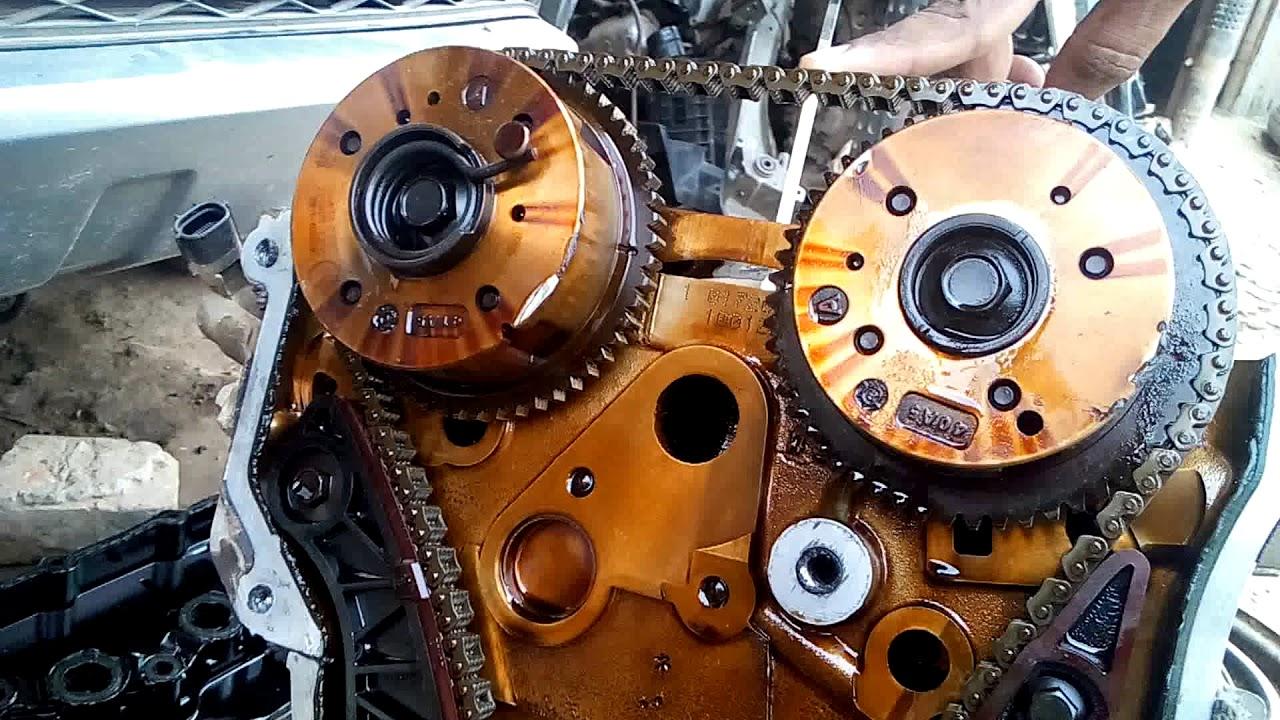 4b11 Engine Timing