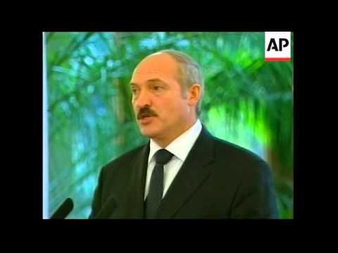 Lukashenko comments on term limit referendum