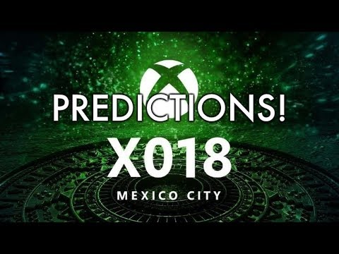 Xbox X018 Event Predictions! and Leaks!