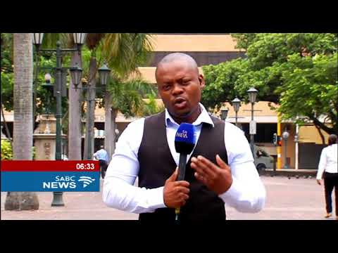 Business as usual in Durban, Simphiwe Makhanya reports