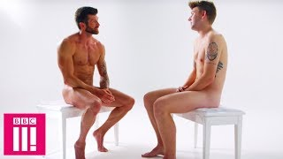 Male Body Image The Naked Truth
