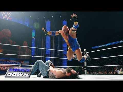 Ryback vs. Luke Harper: SmackDown, April...