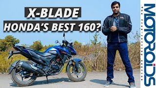 Honda X Blade Review - Style and Substance