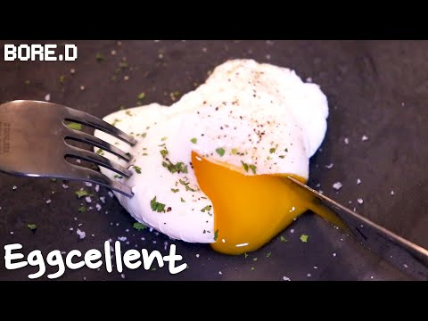 The Perfect Egg | 수란 | Poached Egg