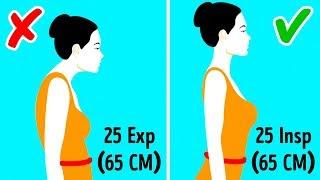 5 Exercícios Simples Para Obter Cintura Fina e Barriga Tonificada