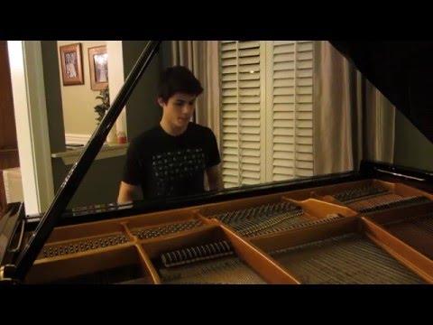 Queen Bohemian Rhapsody Virtuosic Piano Solo Arr. Jarrod Radnich