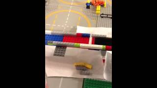 Homeschool project-Roman Aqueduct (LEGO)