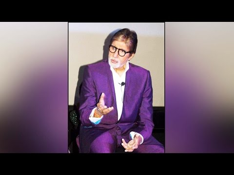 Amitabh Bachchan says people calling India a 'land of rapes' is embarrassing |Oneindia News