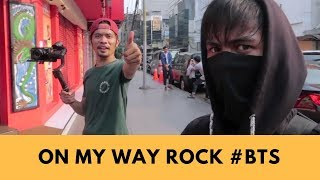 Behind The Scene - On My Way - Alan Walker - Cover by Jeje GuitarAddict